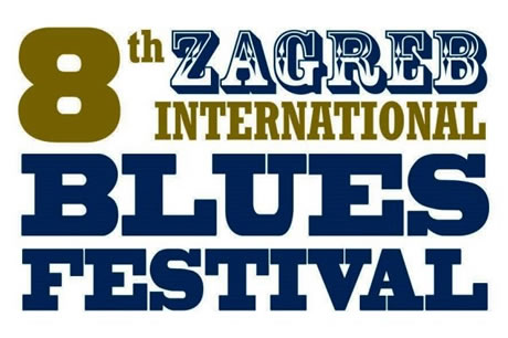 8th zagreb international blues festival