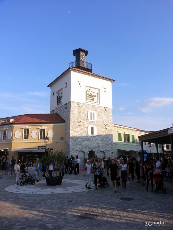 designer outlet croatia